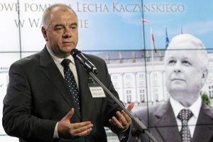 Finanse Jacka Sasina wzbudziły zainteresowanie prokuratury.