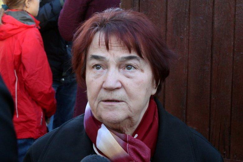 Jadwiga Gosiewska uważa, że jej syn został zabity.