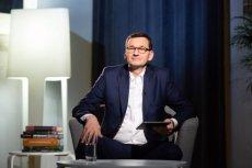 Premier Mateusz Morawiecki wyjaśnił w wywiadzie, jak trudne będą dla niego tegoroczne święta.