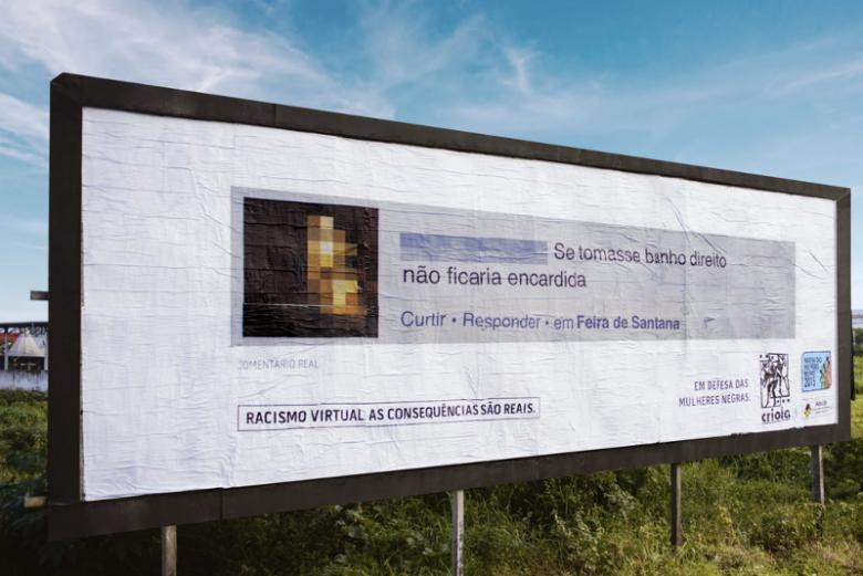 Brazylijska organizacja pozarządowa rozprawia się z hejterami. I ma na to ciekawy sposób.