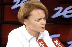 Jadwiga Emilewicz zapowiedziała wprowadzenie w życie nowego podatku od sklepów wielkopowierzchniowych.
