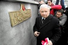 W Kielcach ulica Lecha Kaczyńskiego jest od 2011 roku. Ale w ostatnich dniach ich zdecydowanie przybyło.