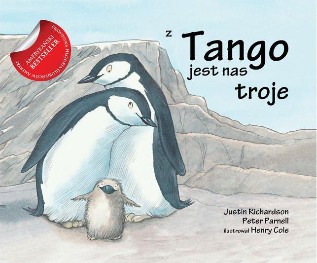 Homoseksualna para pingwinów to bohaterowie milionów dzieci na świecie.