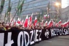 Młodzieży Wszechpolskiej nie udało się oduczyć rasistowskich piosenek.