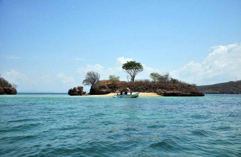 Jedna z 17 000 wysp Archipelagu