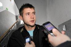 Dziennikarze już wiedzą, że Marcin Budziński zawsze ma do powiedzenia coś nietypowego.