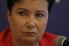 Hanna Gronkiwicz-Waltz otrzymywała groźby pod swoim adresem