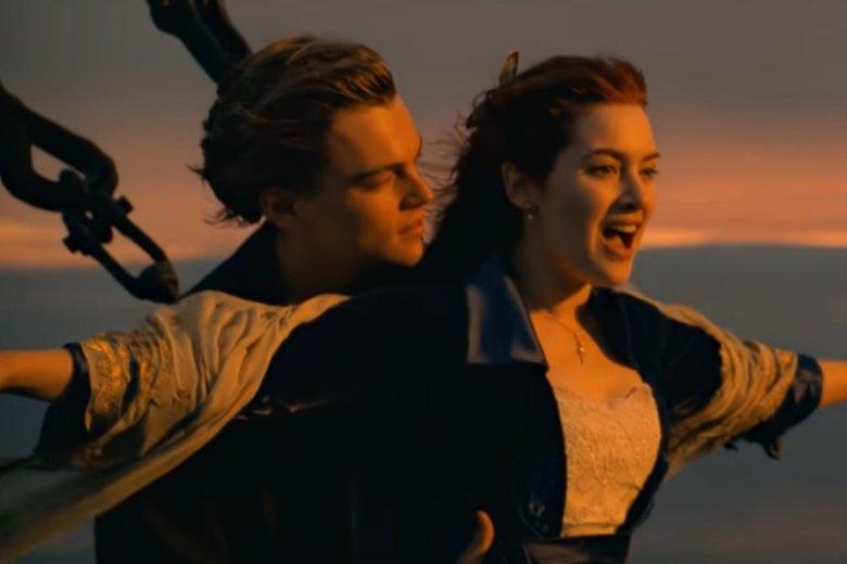 """Pasjonaci wyszukiwania filmowych wpadek naliczyli ich w """"Titanicu"""" aż 170!"""