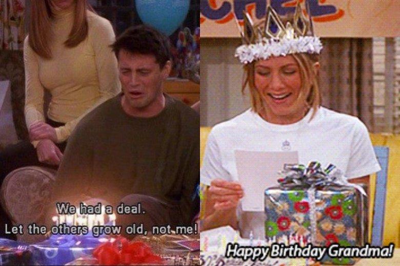 """""""Kryzys młodego pokolenia"""" istnieje już od jakiegoś czasu, choć być może dopiero niedawno zyskał nazwę. Wystarczy spojrzeć na odcinek """"Przyjaciół"""", w którym  kończą 30 lat - Joey jest załamany, że stał się stary a do Rachel dociera, że wciąż nie ma męża i"""