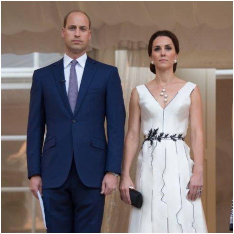 Suknia dla księżnej Kate została zaprojektowana przez Gosię Baczyńską