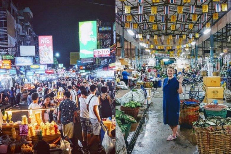 Przygoda pary zaczęła się w Tajlandii