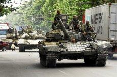 Blisko granicy z Polską Rosjanie rozstawili dodatkowe 130 czołgów.