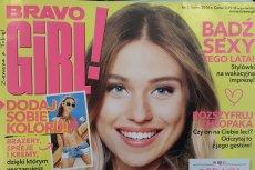 """Tak tak, zgadza się, """"Bravo Girl!"""" nadal się ukazuje, ale idzie z duchem czasów."""