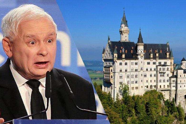 Jarosław Kaczyński chce uczynić z Podkarpacia polską Bawarię.