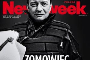 """""""Newsweek"""" opisuje karierę Mariusza Błaszczaka, jednego z najbardziej zaufanych ludzi Jarosława Kaczyńskiego."""