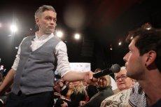 Robert Biedroń kąśliwie skomentował kobiecą konwencję Koalicji Obywatelskiej.