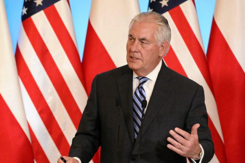 Podczas ostatniej wizyty w Warszawie Sekretarz Stanu USA Rex Tillerson podjął rozmowę na temat zmian w polskim prawie.