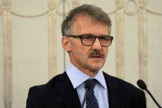 Sędzia Leszek Mazur, przewodniczący KRS, zapewnia, że przesłuchania kandydatów do SN nie są tajne.