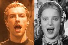 """Chris Martin, lider Coldplay, słucha """"Dwóch serduszek"""" Mazowsza, które mogliśmy słyszeć w """"Zimnej wojnie"""""""