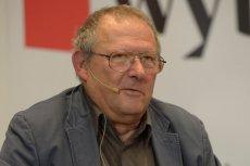 """""""Wyborcza"""" zapewnia, że Adam Michnik nie zamierza wyjechać z Polski"""
