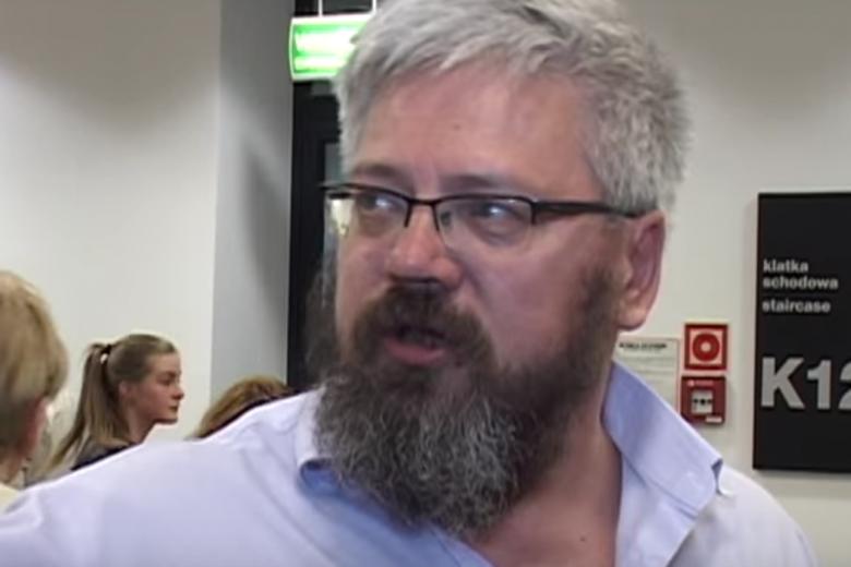 Andrzej Miszk nie jest już koordynatorem mazowieckiego komitetu.