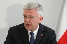 Stanisław Karczewski, dotychczas marszałek Senatu, uważa, że w prezydium Senatu powinno być co najmniej dwóch przedstawicieli PiS.