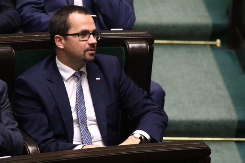 Zmiany zapowiedział poseł PiS Marcin Horała.