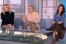 """Katarzyna Pawlikowska, Odeta Moro i Joanna Jabłczyńska odwiedziły studio """"Dzień dobry TVN"""". Na stację i zaproszone kobiety spadła fala krytyki."""