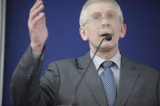 Wiceprezydent Częstochowy Mirosław S. potrącił 10-letniego chłopca i uciekł z miejsca wypadku.