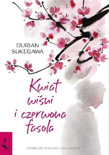Durian Sukegawa Kwiat wiśni i czerwona fasola