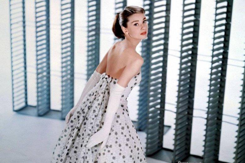 Stylowe zestawienie: Audrey Hepburn