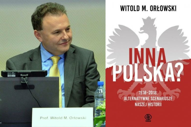 ''Inna Polska? 1918–2018: alternatywne scenariusze naszej historii'', książka autorstwa Witolda Orłowskiego, ukazała się na polskim rynku wydawniczym w dniu 30 października 2018 r.