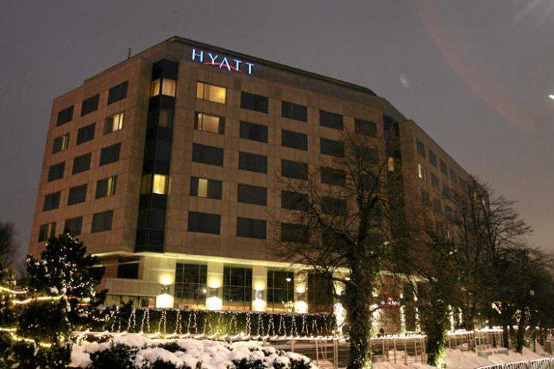 Warszawski hotel Hyatt nie nazywa się już Hyatt - sieć zerwała współpracę z hotelem
