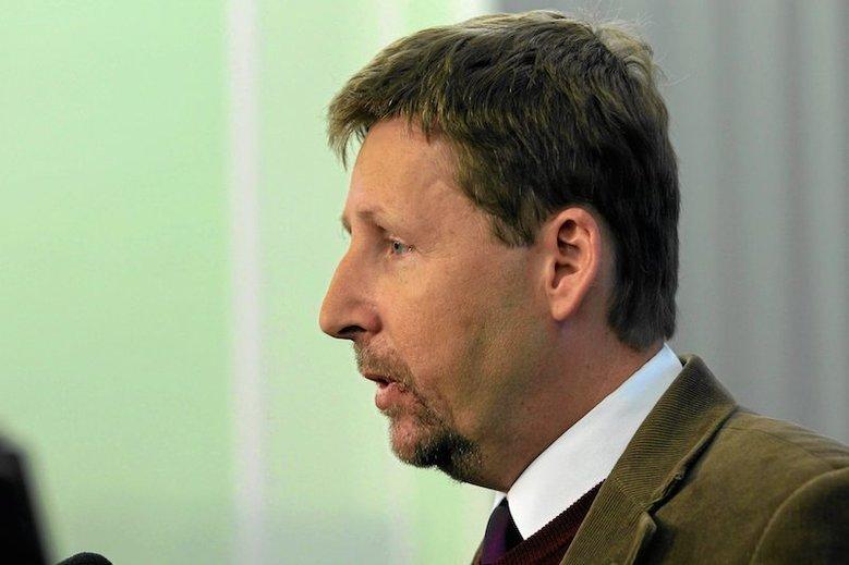 Marek Migalski wystartuje w wyborach do Senatu.