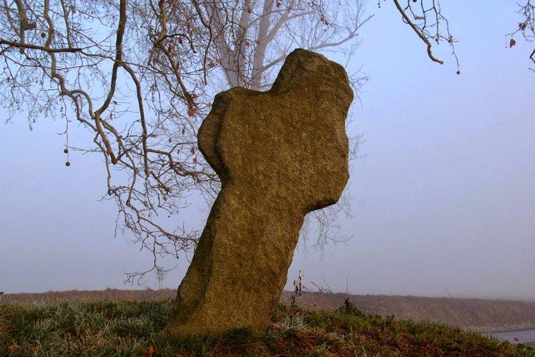 Krzyż pokutny w Skarszynie k. Trzebnicy