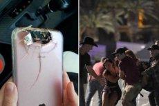 Po strzelaninie w Las Vegas sieć obiegło zdjęcie rozbitego telefonu