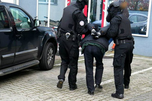Zamiast bandyty, CBA zatrzymało zupełnie niewinnego człowieka.