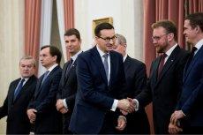 Nowym ministrem sportu został Mateusz Morawiecki.