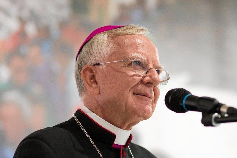 Metropolita krakowski abp Marek Jędraszewski znów mocno o przeciwnikach kościoła.