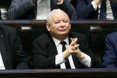 Jarosław Kaczyński może być dumny z wyniku PiS w nowym sondażu.