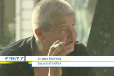 Jolanta Molenda przez 3 lata mieszkała na ulicy.