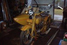 Obiecał wnuczkowi swojego Harleya. W nocy wyprowadzili go z garażu i wywieźli do Niemiec.
