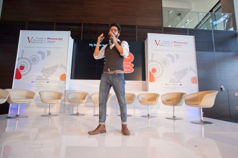 Lior Frenkel - przedsiębiorca z Izraela