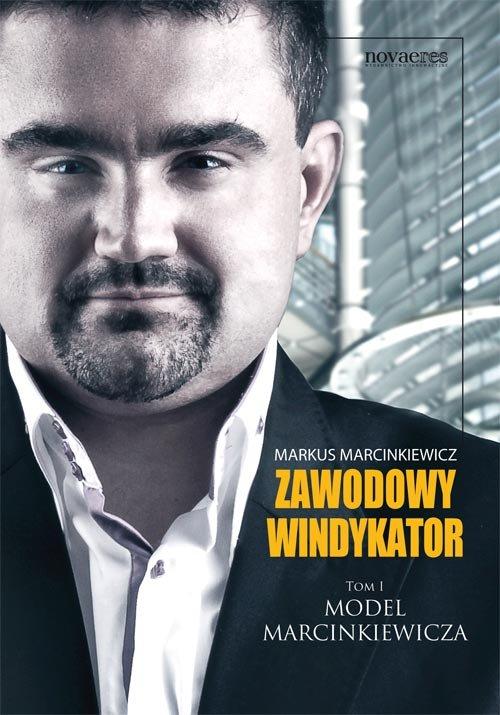 """Okladka książki """"Zawodowy Windykator"""""""