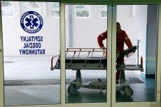 Do szpitala w Gdańsku trafiła dziewczynka w ciężkim stanie. Dziecko mogło zostać pobite.