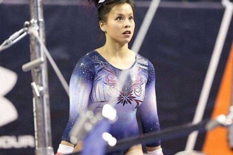 Amerykańska gimnastyczna musiała zakończyć karierę.