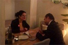 Aleksandra Dulkiewicz poszła na wyjątkową kolację.