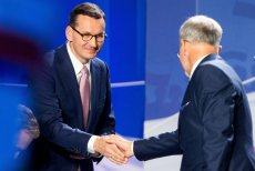 W Katowicach jednym z kandydatów w wyborach parlamentarnych był premier Mateusz Morawiecki.