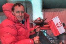Denis Urubko spadł z lawiną podczas próby zimowego zdobycia szczytu Broad Peak.