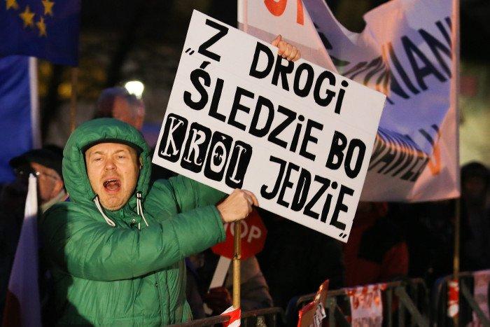 Wawel, 18 marca 2017.
